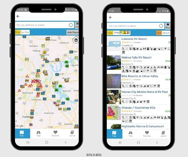 10 Apps Worth Installing For Your Rv Adventures Rving Is Being
